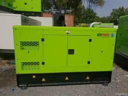 Дизельный генератор Genpower GNT 110 (в кожухе) Турция