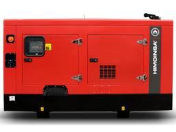 Дизельный генератор Himoinsa hhw-65 T5