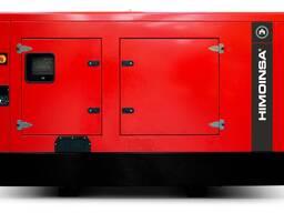 Дизельный генератор Himoinsa hhw-75 t5
