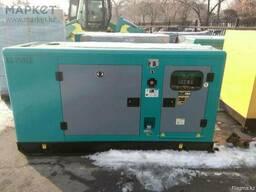 Дизельный генератор с мощностью от 15 до 2000 кВт