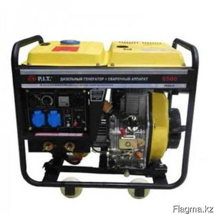 Бензиновый сварочный генератор pit характеристики бензинового генератора вепрь