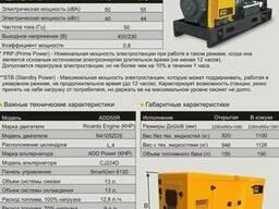 Дизельные электростанции по доступным ценам 40 квт