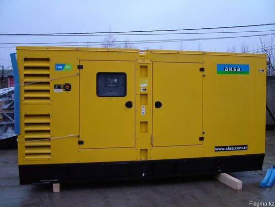Дизельные генераторы AKSA (Турция)