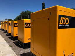Дизельные генераторы, электростанции ADD POWER