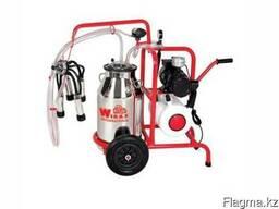 Доильный аппарат на 1 корову бак 40 литров.