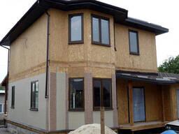 Дом под ключ из Сип панелей или с металлоконструкций!