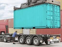 Сборный контейнер из Китая в Казахстан