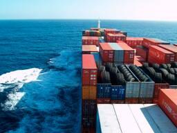 Доставка контейнера из Японии в Казахстан