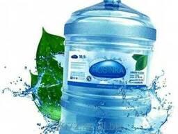 Доставка воды объемом 18,9 л Rosinka