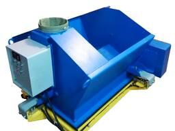 Дозатор весовой для бетонной смеси