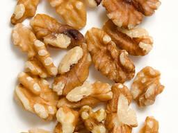 Дробленый грецкий орех (четвертинки)