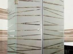 Душевые перегородки из стекла