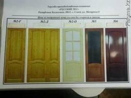 Дверь деревянные - фото 2
