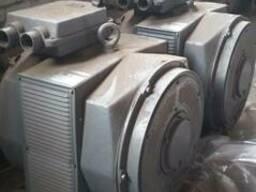 Двигатель асинхронный - 5 АН 355 В-4Б У3