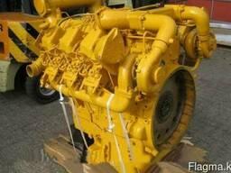Двигатель Liebherr D 9406