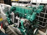 Двигатель Volvo Penta TAD734GE - фото 1