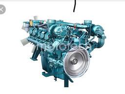 Двигатели для спецтеники разных марок производителей