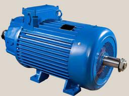 Двигатели серии МТКН с короткозамкнутым ротором