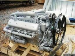 Двигатели ЯМЗ, КАМАЗ новые, из наличия - фото 1