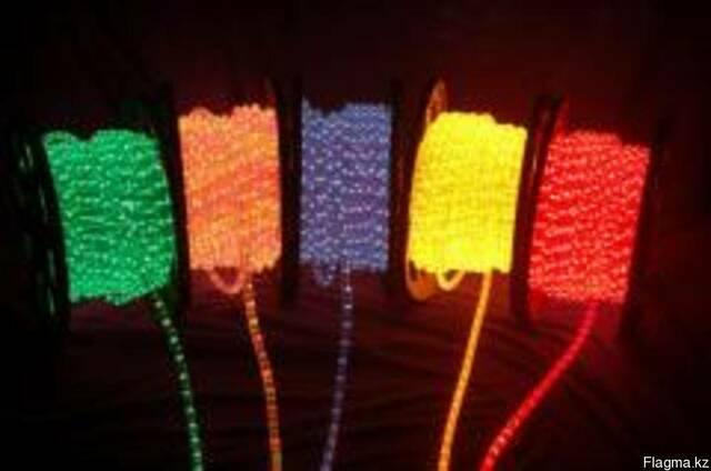 Дюралайт ( duralight), флекс неон (Flex neon), Светодиодные