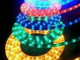 Дюралайт Ламповый в Казахстане всех цветов, RGB ламповый