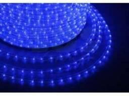 Дюралайт Led, постоянное свечение (2W) - синий