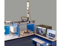 EFAC стенд физические системы в трёхмерном измерении (управл