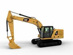 Экскаватор Cat 320 GC