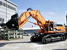 Экскаватор Doosan DX520LC SFS с прямой лопатой в наличии!