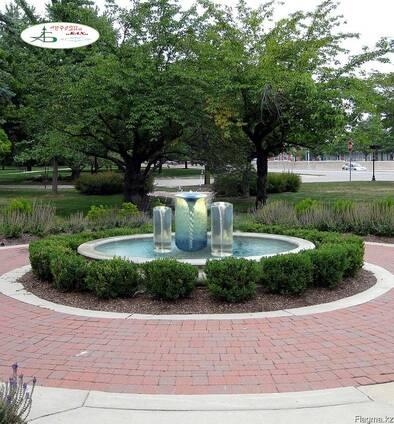 Эксклюзивный фонтан