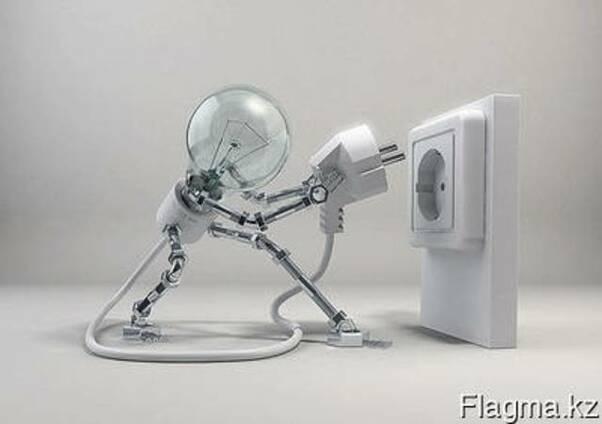 Электрик: штрабление-монтаж проводки, , замена выключателей