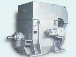 Электродвигатель 2АДО 400/250-6000-6/8 400/250 кВт 1000/740