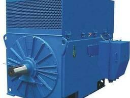 Электродвигатель А 12-32-4 400 кВт 1500 об. мин 6000V