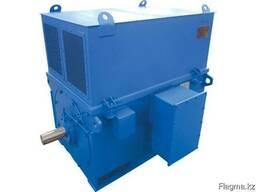 Электродвигатель А4 400-4 500 кВт 1500 об. мин 6000В