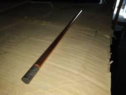 Электроды угольные (медно-графитные) д. 8, 0х355 мм в Шымкенте