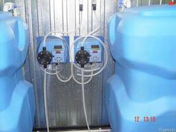 Электролизные установки по производству гипохлорита натрия