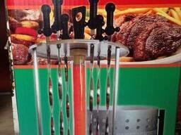 Электрошашлычница «Пикник»