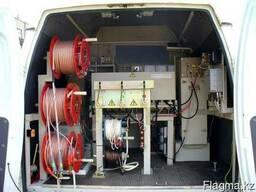 Кабельная электротехническая лаборатория ЛК-10
