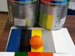 Эмаль НЦ-132 (1. 7 кг ) жёлтая, красная, белая, серая, чёрная