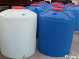 Емкости для воды, для топлива, канистры пластиковые, септики