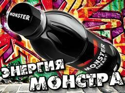 Энергетический напиток Monster