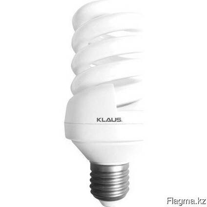 Энергосберегающие лампы Klaus. Teksan