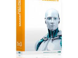 ESET NOD32 Smart Security Family - универсальная лицензия. ..