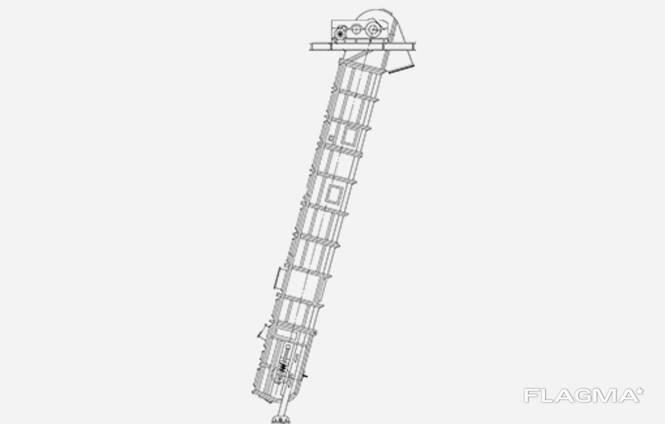 Эсн 6 элеватор редуктор скребкового конвейера