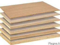 Фанера ФСФ-повышенной влагостойкости 2440*1220*6, 5мм.