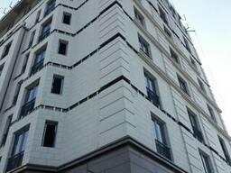 Фасадные монтажные работы:бригада,монтаж,демонтаж.