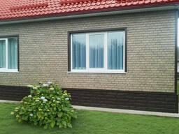 Фасадные панели, сайдинг нового поколения