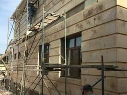 Фасадные термопанели (термоплитка) Тёплый камень (Жылы Тас)