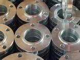Фланцы металлические из стали 3пс2. производство - фото 1