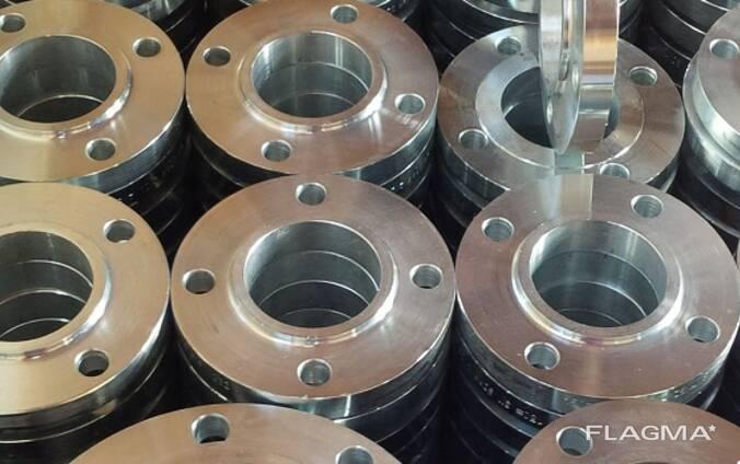 Фланцы металлические из стали 3пс2. производство